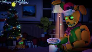 [SFM] Happy Holidays! by DylsDyls-Chan