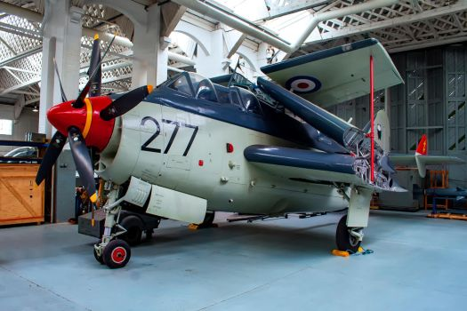 Fairey Gannet AS.6 by Daniel-Wales-Images