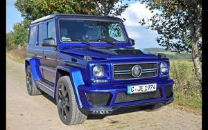 2014 GSC Mercedes-Benz G-Class by ThexRealxBanks