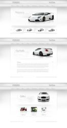 Veilside Premier4509 Website by p3nx