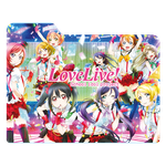 LoveLive folder icon 2 by sumw1