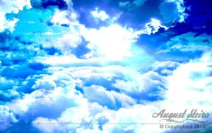 Cloudy Heaven by Zophic
