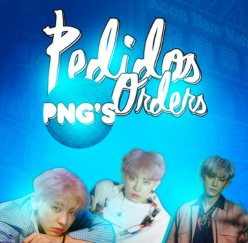 PEDIDOS| ORDERS PNG's by MoonSober