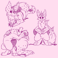 Sprinkles Sketchpage by Dragon-Scratch