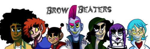The Browbeaters by Atomicfish42
