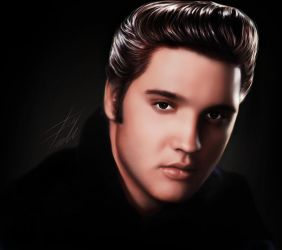 Elvis by youtuneo