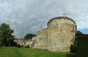 Valkenburg City Wall Pano by rblokker