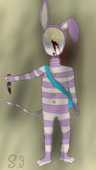 Popee The Performer  2  Redraw/digitalized by Shotgungamer8