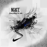Nike by PapciuZiom