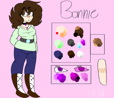 Bonnie 4.0 by Bonnieart04