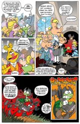MUPPETS SLEEPY HOLLOW 2 by JayFosgitt