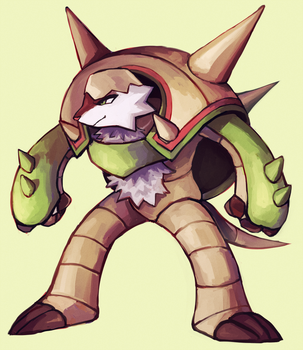 PXY chesnaught by boyvirus