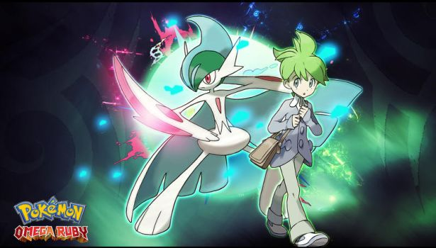 Wally and gallade by KaboXx