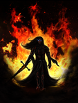 King of Flames by Efirende