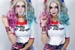 Hiya Puddin' - Harley Quinn Cosplay by Mirish