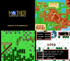 Mother: 25th Anniversary Edition by DragonDePlatino