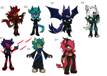 Fusion Ideas by scifiEnchantress