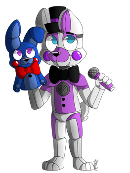 Funtime Freddy by CandyPixelCat