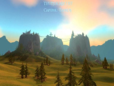 Thunderbluff by Latiaslover
