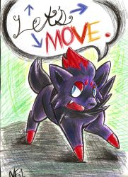 let's move::. by Lucky-Puppy