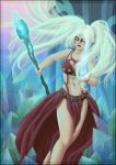 Angel of the Crystal Realms by Dromin