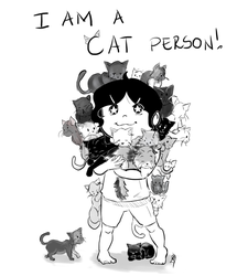 I'm a person by LeleYume