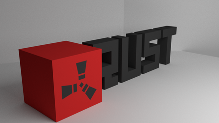 Rust Logo - Another 2D Conversion by dexter-roderick
