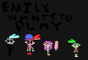 Emily wants to play: Splatoon version by SeantheInkling