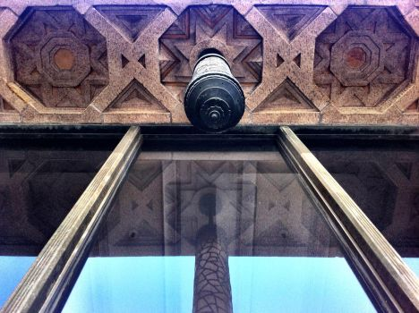 Detail in the arches by thzinc