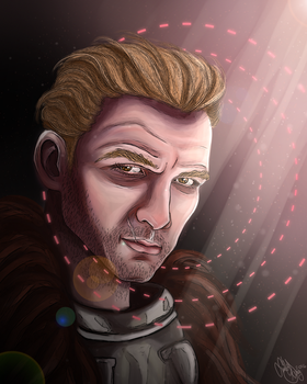 Cullen Rutherford by Igniparous