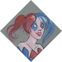 Tiny picture project 017, Harley is my queen! by kineko