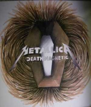 Metallica:Death Magnetic by NubSauce