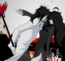 Jane vs Jeff  The Killer by allison1205