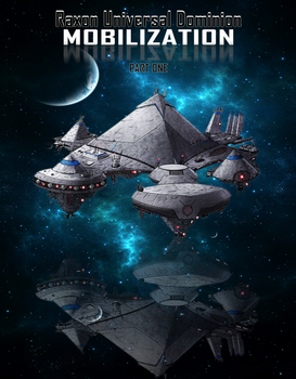 Mobilization Part One Cover by daimus888