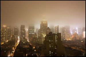 Big Apple Fog by FlippinPhil
