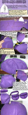 Fleece Hat Tutorial by clearkid