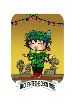Decorate the Deku Tree by BaGgY666