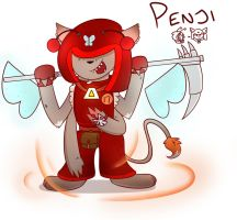 Penji by asclepiusartist