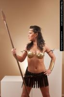 Nelli Warrior-3766 by jagged-eye