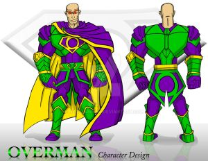 Overman Redesign