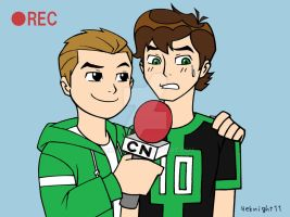 Interview with the Omniverse guy by 4eknight11