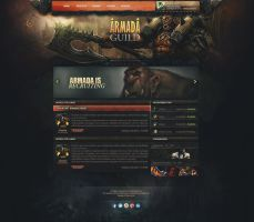 Warlords of Draenor - Guild Template  [SOLD] by InsDev