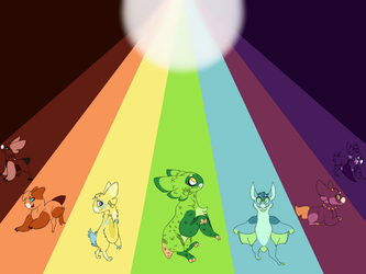 With all the colours of the raingro by Gay-Seagulls