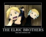 The Elric Brothers by EmoxCursexGrl92