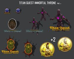 TitanQuest Immortal Throne by 3xhumed