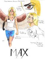 (Maximum Ride characters) Max by MaximWolf