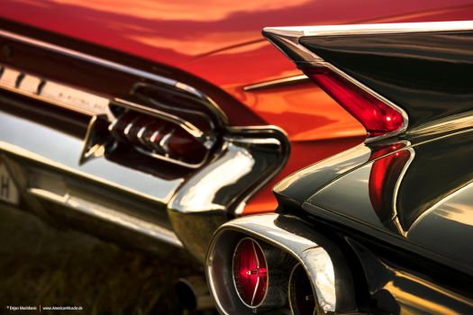 Chrome and Fins by AmericanMuscle