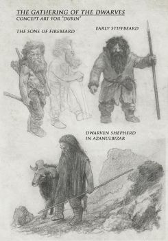 Primitive Dwarves Compilation by TurnerMohan
