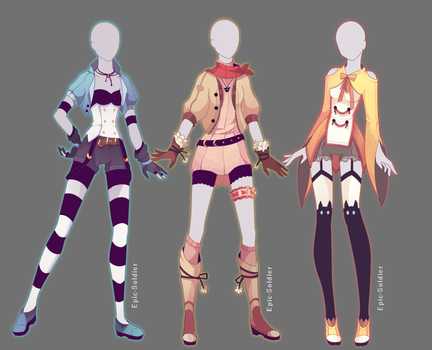 Outfit adoptable 75 (CLOSED!!) by Epic-Soldier