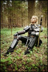 Dragon Age - party camp by love-squad
